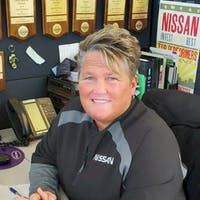 Holly Rhodes at Fred Martin Nissan