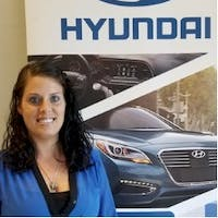 Tabatha Adams at Jenkins Hyundai of Leesburg