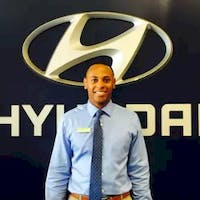 Angel Cintron at Jenkins Hyundai of Leesburg