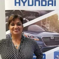 Sharla Ali at Jenkins Hyundai of Leesburg