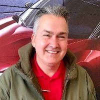 Phil Titzell at Leith Nissan