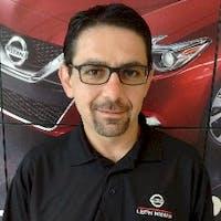 Markos Pournaras at Leith Nissan