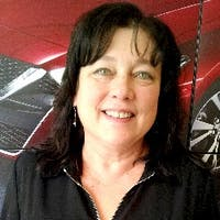 Kathy Vitale at Leith Nissan