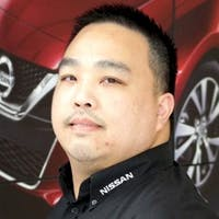 Dinh Nguyen at Leith Nissan