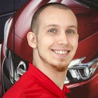 Noah Eaton at Leith Nissan