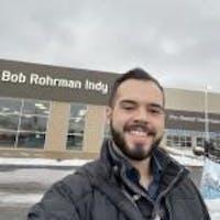Tyler Miller at Bob Rohrman's Indy Hyundai