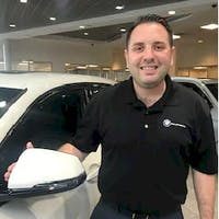 Gregory Itkin at BMW of Freehold