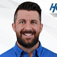 Justin Bowers at Hendrick Honda