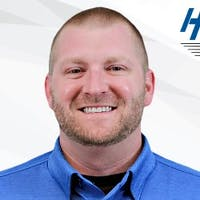 Tanner Fisher at Hendrick Honda