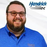 Robert Nicholson at Hendrick Honda