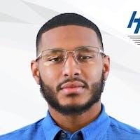 Israel Rigaud at Hendrick Honda