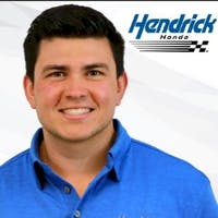 Andrew Moreno at Hendrick Honda