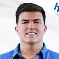Daniel Moreno at Hendrick Honda