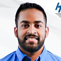 Sharath Nair at Hendrick Honda