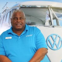 Lamont Johnson at Lithia Volkswagen of Des Moines