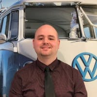 Zachary  Klabunde at Lithia Volkswagen of Des Moines