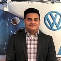 AJ  Highsmith at Lithia Volkswagen of Des Moines