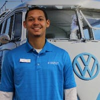 Trey Burkhall at Lithia Volkswagen of Des Moines