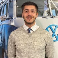 Majid Garibovic at Lithia Volkswagen of Des Moines