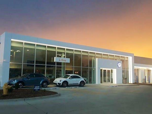 Lithia Volkswagen of Des Moines, Johnston, IA, 50131