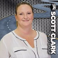 Misty Tesnear at Scott Clark Toyota