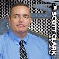 Paul Moore at Scott Clark Toyota