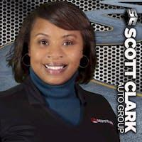 Tasha Williams at Scott Clark Toyota - Service Center