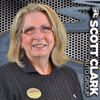 Barbara  Katona at Scott Clark Toyota