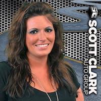 Mallory McDaniel at Scott Clark Toyota - Service Center