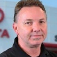 Billy Carroll at Scott Clark Toyota