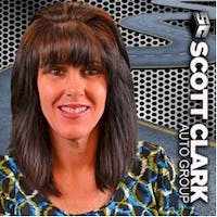 Pam Jackimowicz at Scott Clark Toyota