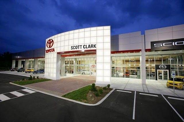 Scott Clark Toyota, Matthews, NC, 28105