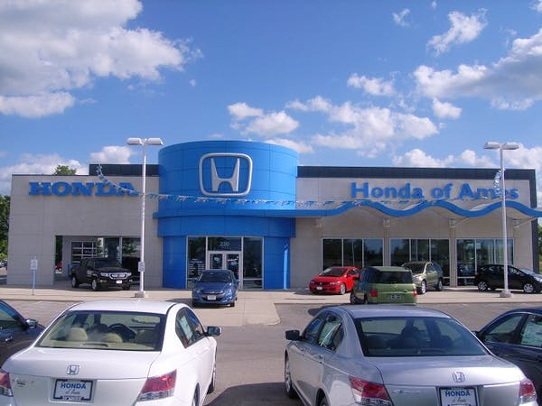 Honda of Ames, Ames, IA, 50010