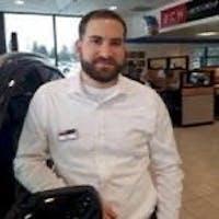 Evan Katz at DCH Freehold Toyota