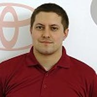 Matt Morano at DCH Freehold Toyota - Service Center