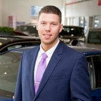 Nicholas Ventriglio at DCH Freehold Toyota