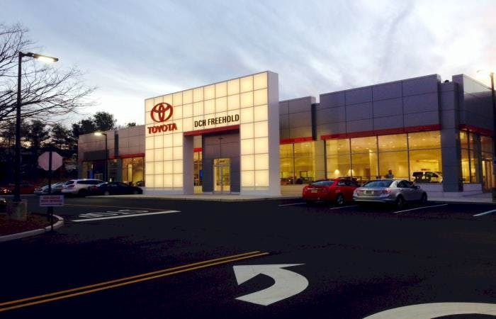 DCH Freehold Toyota, Freehold, NJ, 07728