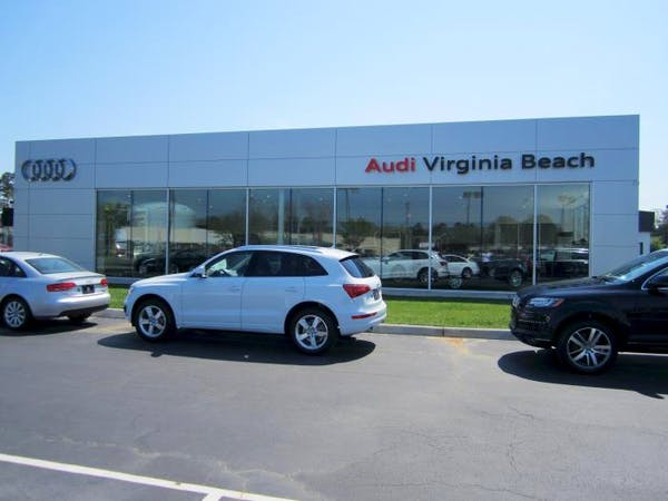 Checkered Flag Audi - Porsche, Virginia Beach, VA, 23452