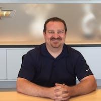 John Webler at Lake Chevrolet - Service Center