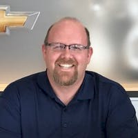 Steven Thomas at Lake Chevrolet - Service Center