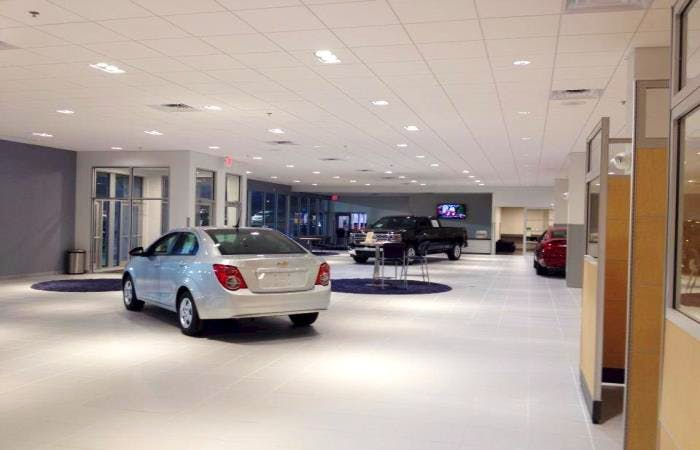 Lake Chevrolet, Milwaukee, WI, 53221