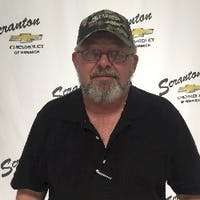 Capt Jack Carpenter at Scranton Cadillac Buick GMC of Vernon