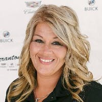 Beverly Rhoads at Scranton Cadillac Buick GMC of Vernon