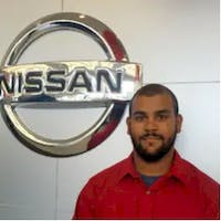 Quincey Lindsey at Jenkins Nissan of Leesburg