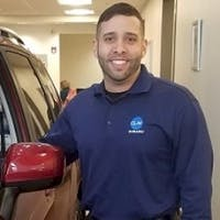Edwin Hernandez at Clay Subaru - Service Center