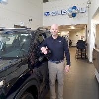 Terry Gill at Clay Subaru