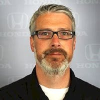 Darin Chandler at Leith Honda