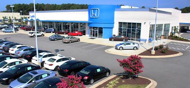 Leith Honda, Raleigh, NC, 27616