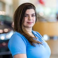 Jasmin Fernandez at Braman Honda of Palm Beach