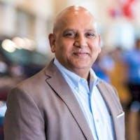 Om Prakash at Braman Honda of Palm Beach